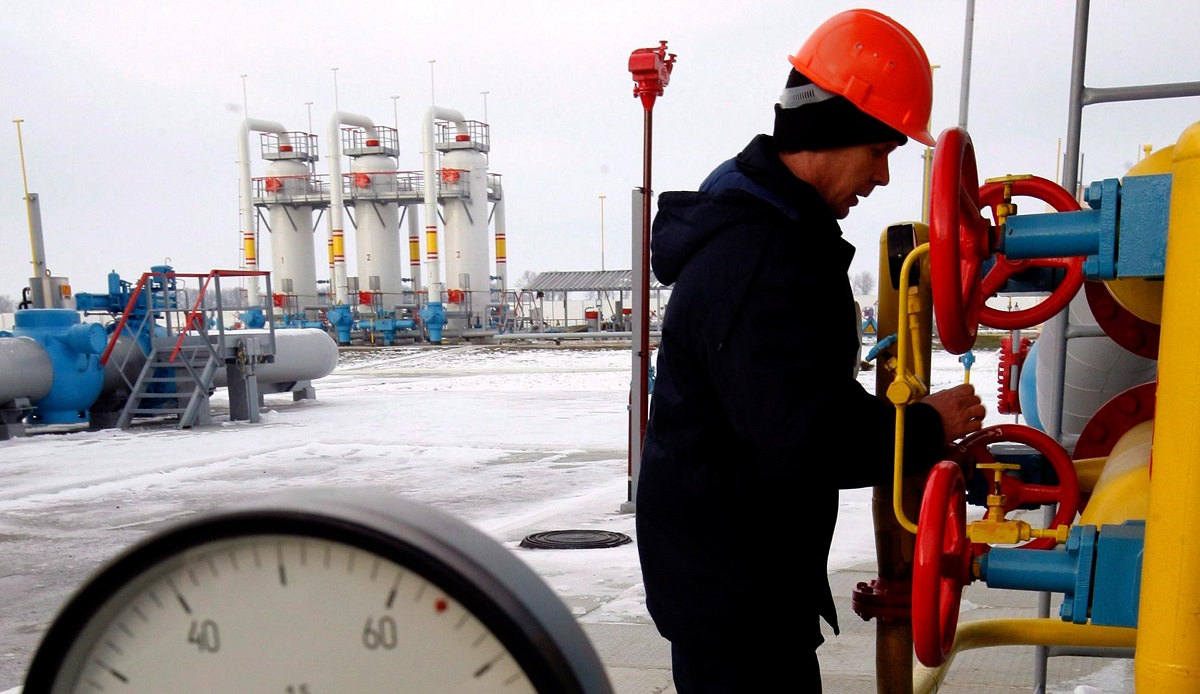 محطات معالجة للغاز في القطب الشمالي