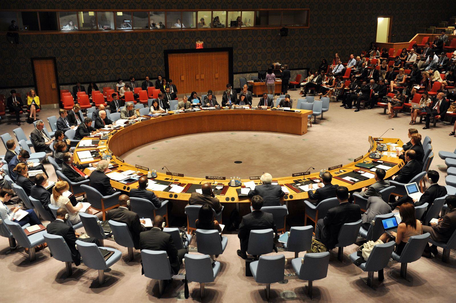 إجتماع الأمم المتحدة