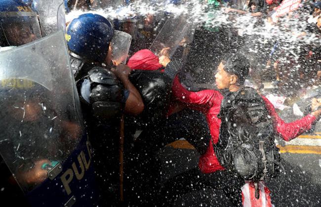مظاهرات في الفلبين (أرشيفية)
