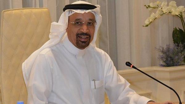 خالد الفالح وزير الطاقة والصناعة والثروة المعدنية السعودي
