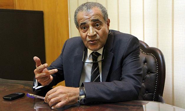 الدكتور علي المصيلحي وزير التموين والتجارة الداخلية بمصر