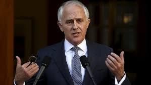 رئيس الوزراء الاسترالي مالكولم ترنبول