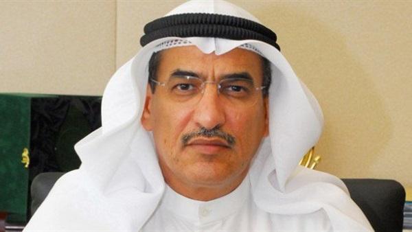 بخيت الرشيدي وزير النفط الكويتي