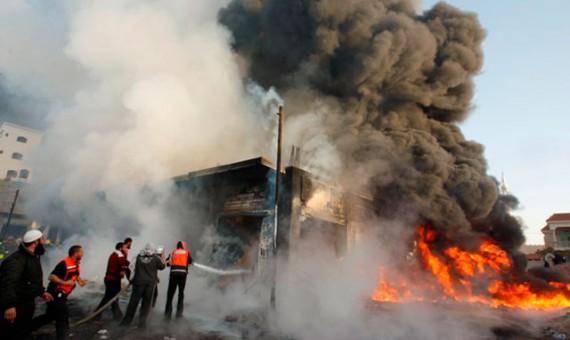 انفجار عبوة ناسفة في بغداد