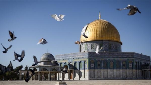قبة الصخرة في القدس المحتلة