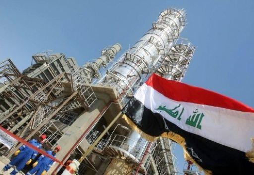 انتاج النفط فى العراق