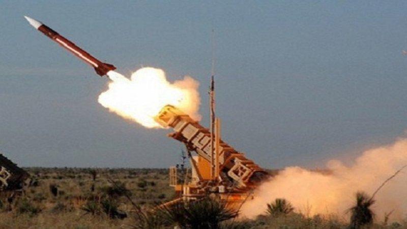 إطلاق صاروخ .. صورة ارشيفية