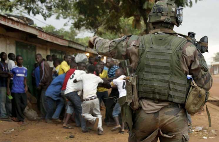 الأوضاع الأمنية في جنوب السودان.. صورة ارشيفية