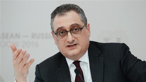 إيجور مورجولوف نائب وزير الخارجية الروسي