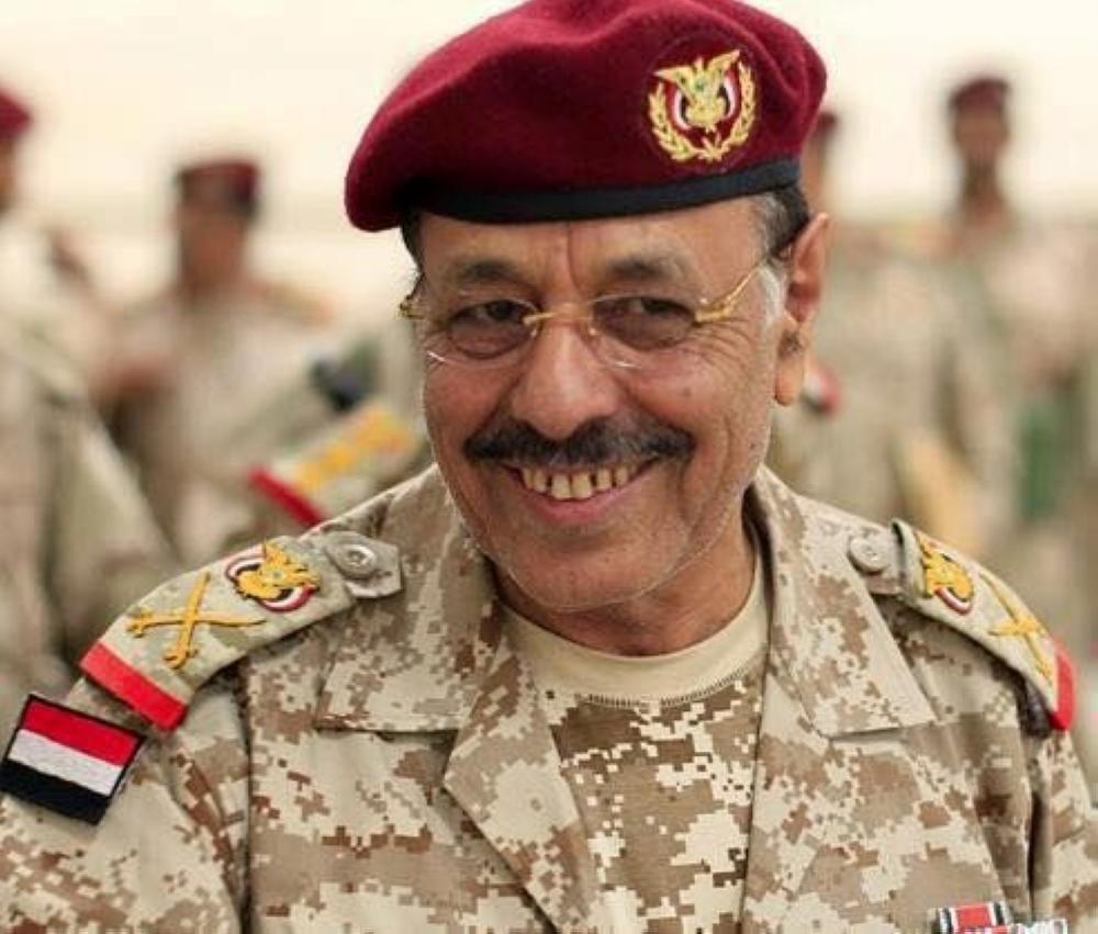 نائب الرئيس اليمني الفريق الركن علي صالح
