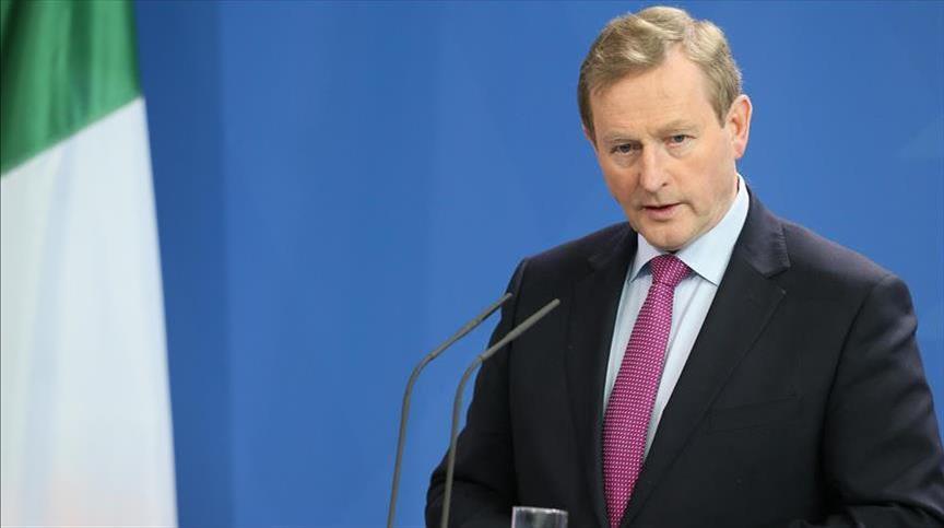 رئيس الوزراء الأيرلندى