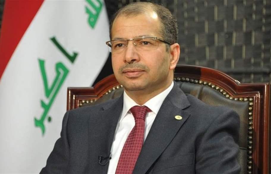 رئيس البرلمان العراقى سليم الجبورى