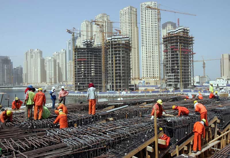 الإنشاءات في إمارة أبوظبي