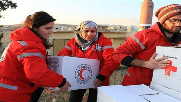 منظمة الهلال الأحمر السوري