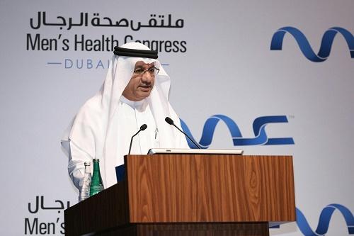 حميد محمد القطامي رئيس مجلس الإدارة المدير العام لهيئة الصحة