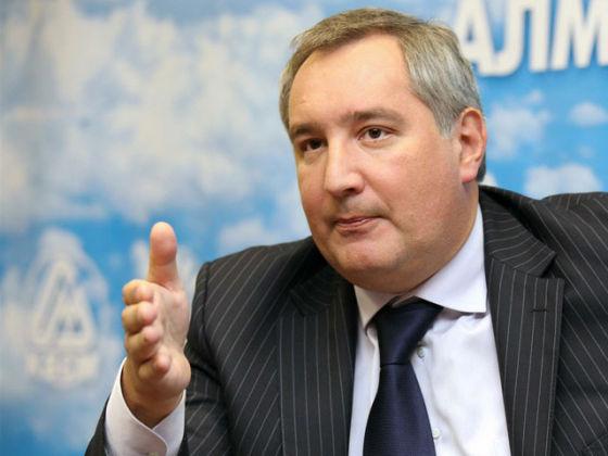 نائب رئيس الوزراء الروسي ديمتري روجوزين