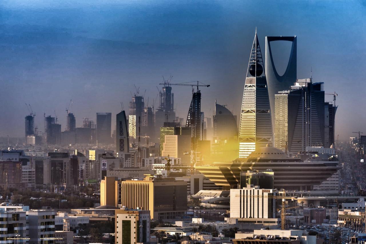 الاستثمارات فى السعودية