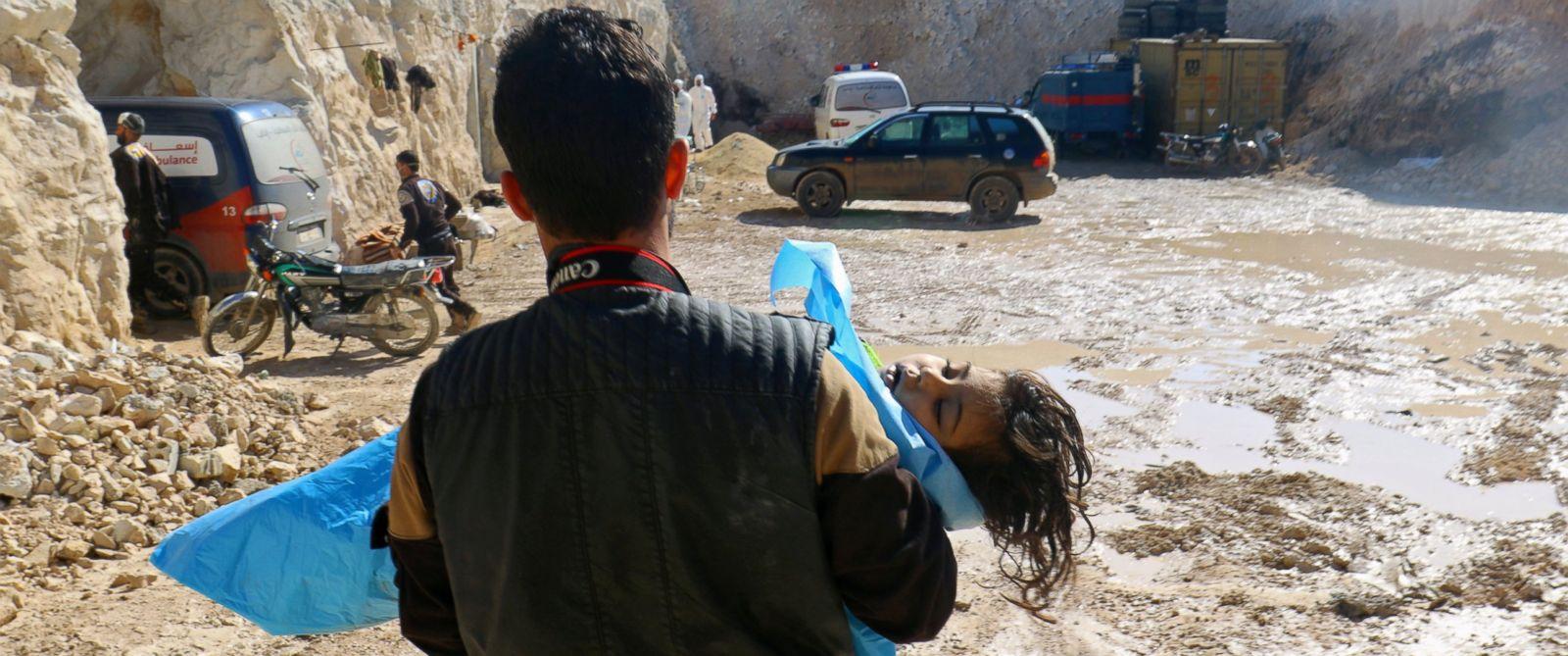 الوضع الإنساني في الغوطة الشرقية