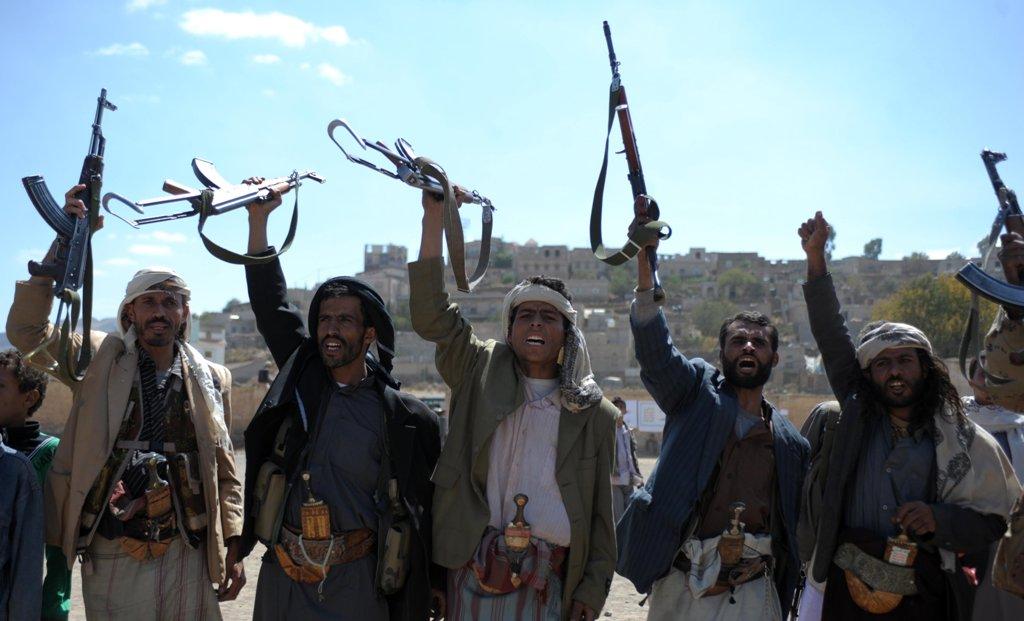 جماعة أنصار الله فى اليمن