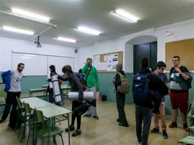 مراكز الاقتراع في كاتالوني