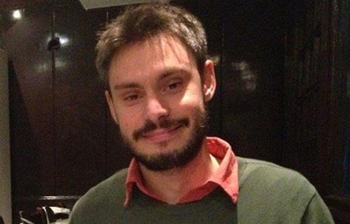 الطالب الإيطالي جوليو ريجينى