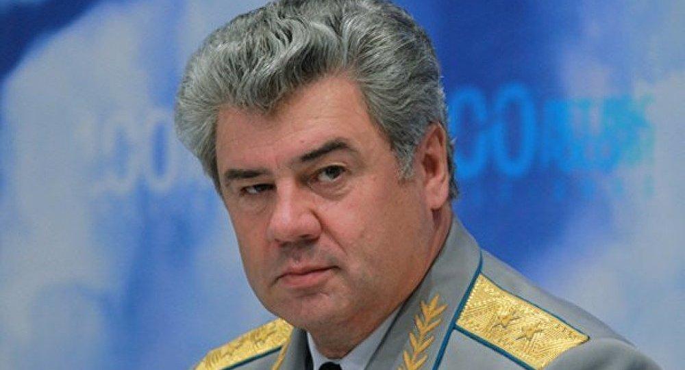 رئيس لجنة مجلس الاتحاد الروسي لشؤون الدفاع  فيكتور بونداريف
