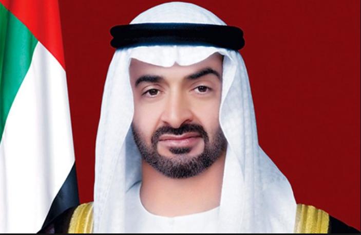 الشيخ محمد بن زايد آل نهيان ولي عهد أبوظبي