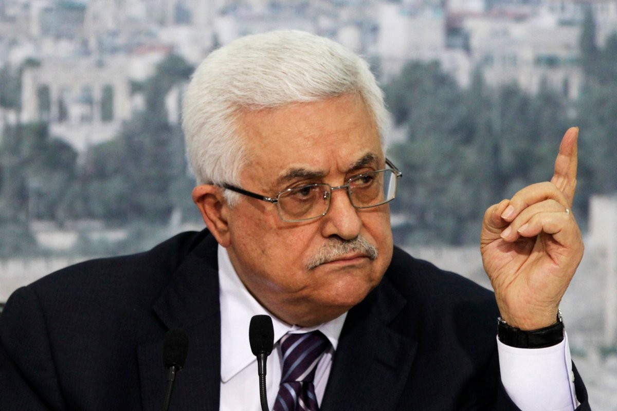 الرئيس الفلسطيني محمود عباس