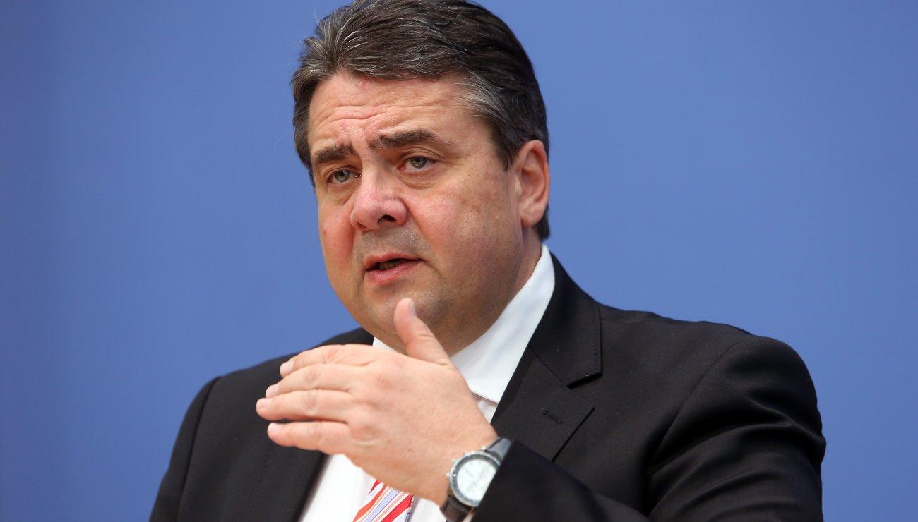 وزير خارجية ألمانيا سيجمار جابرييل