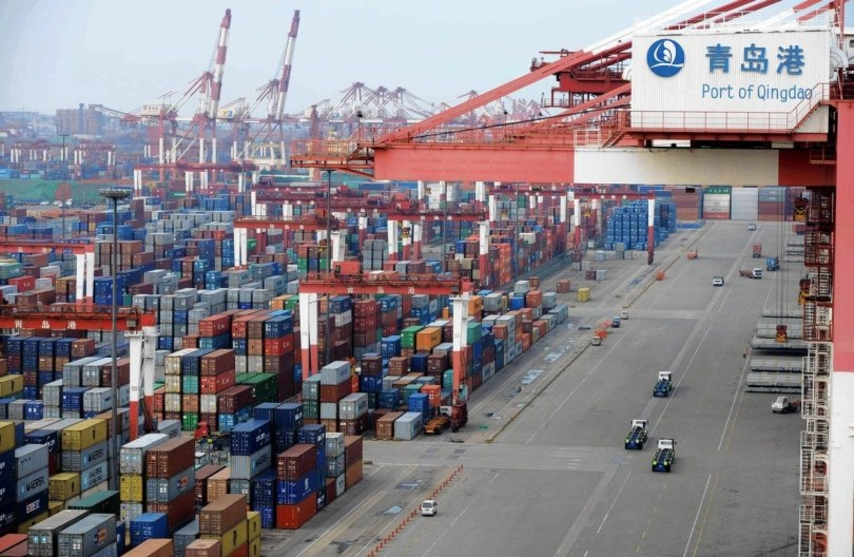 تجارة الصين مع كوريا الشمالية