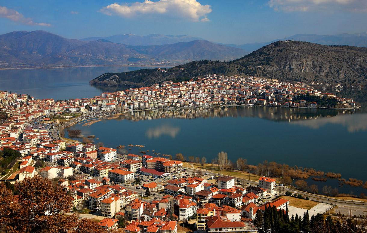 العاصمة المقدونية سكوبيه