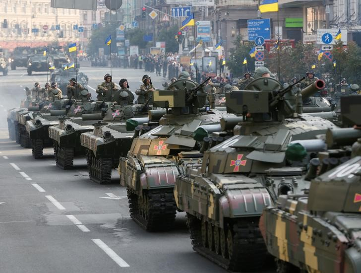 مدرعات للجيش الأوكرانى