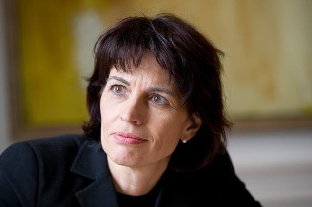 دوريس لويتهارد رئيسة سويسرا