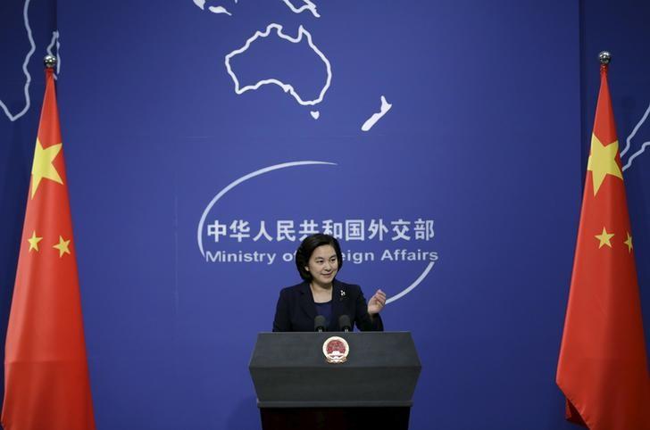 المتحدثة باسم وزارة الخارجية الصينية هوا تشونينج