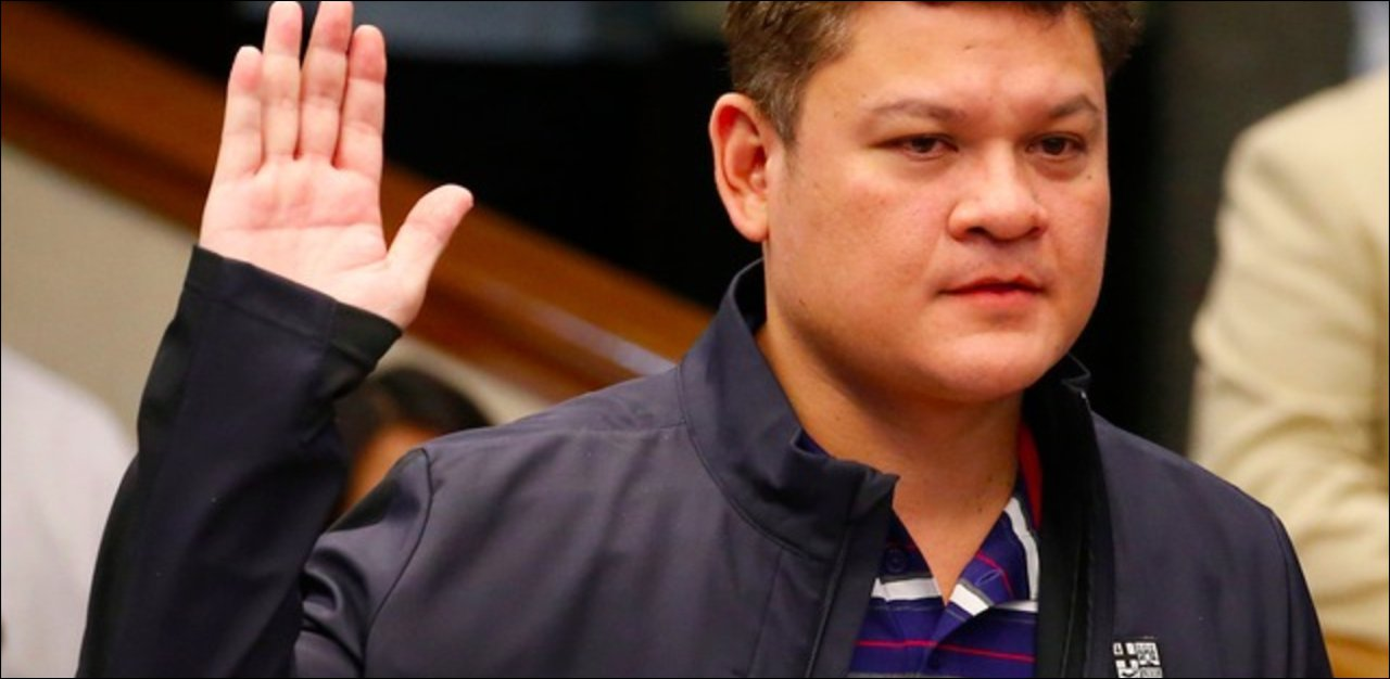 نجل الرئيس الفلبيني