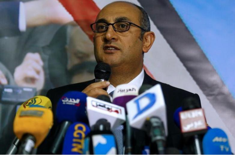 خالد علي المحامي الحقوقي البارز والمرشح الرئاسي