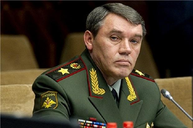 رئيس هيئة الأركان الروسية العامة