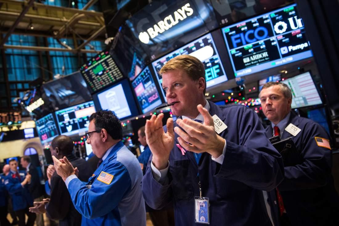 ؤشرات الأسهم الأمريكية - أرشيفية
