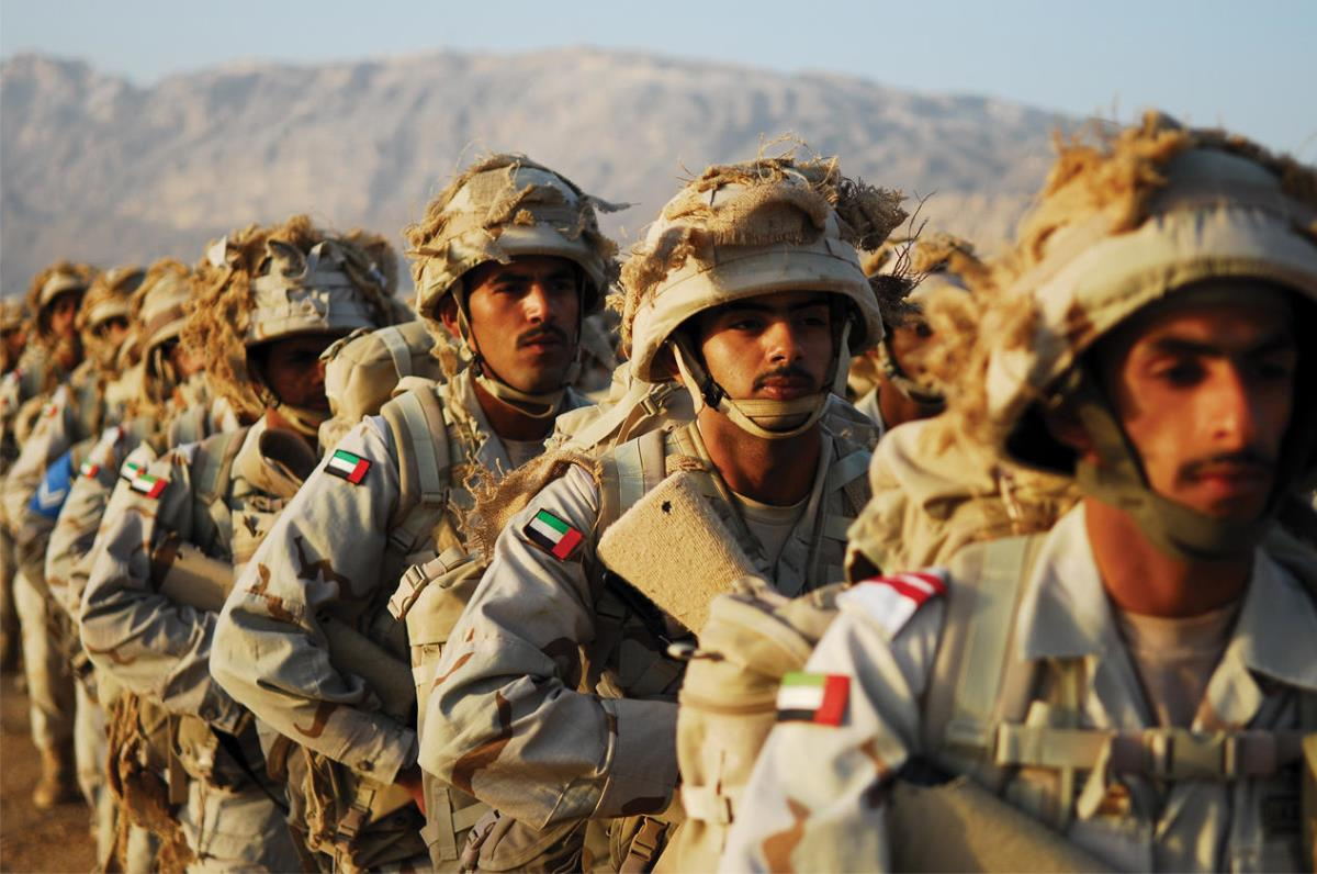 جنود التحالف العربى ـ أرشيفية