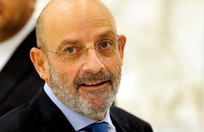 وزير الدفاع اللبناني يعقوب رياض الصراف