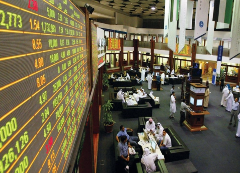 أسواق المال الاماراتية