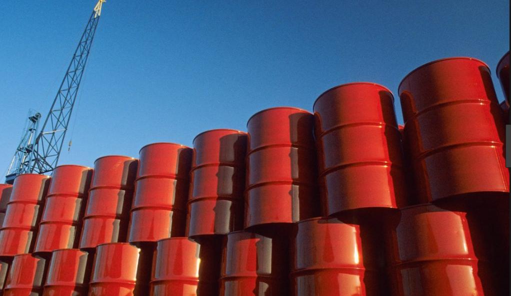 البرميل النفط الخام