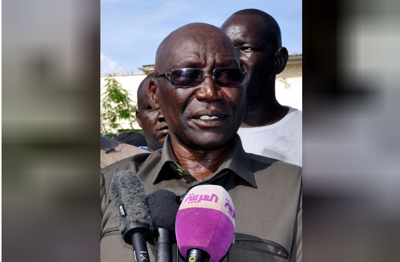قائد جيش جنوب السودان السابق بول مالونج
