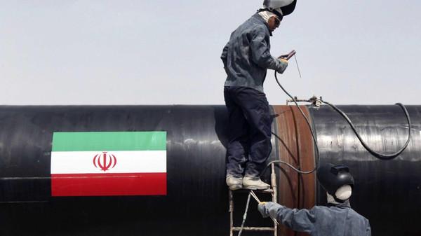 صادرات النفط الإيرانية