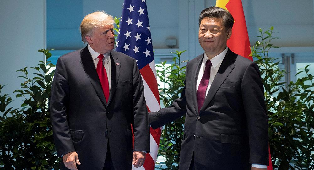 ترامب ونظيره الصيني