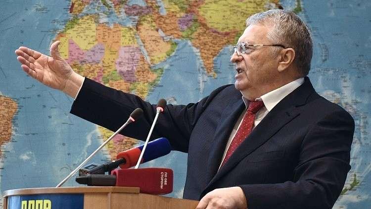 فلاديمير جيرينوفسكي
