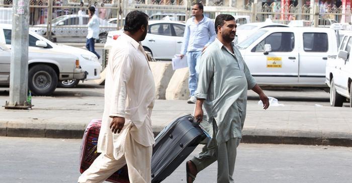 العمالة الأجنبية بالسعودية