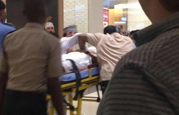 حادث الطعن فى عمان