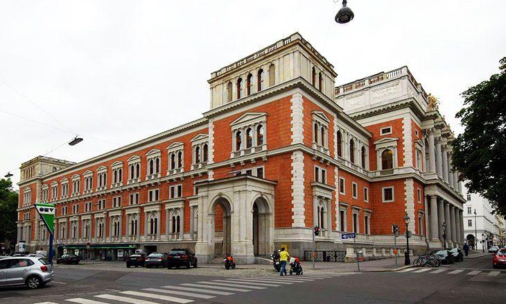 مبنى بورصة فيينا