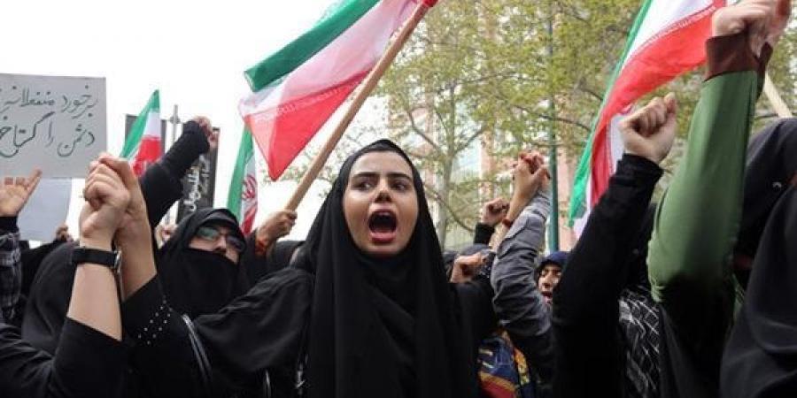 تظاهرات إيران (أرشيفية)